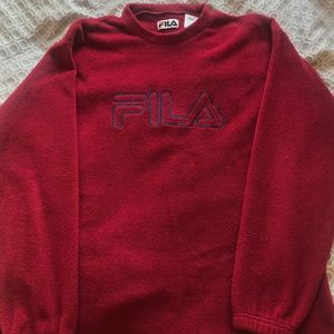 Fila Fleece Crewneck